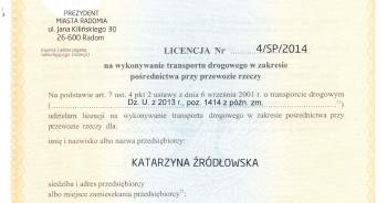licencja-spedycyjna